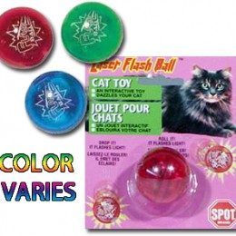 Laser Flash Ball Cat Toy