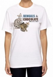 Bengals and Chocolate Tshirt