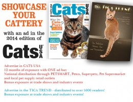 TICA TREND and CATS USA GROUP AD