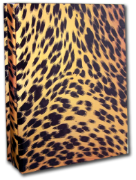 Animal Print Photo Album