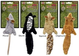 Forest Friends Stuffingless Cat Toy