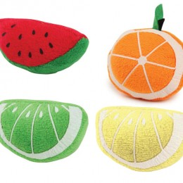 Fruit Flips Cat Toy