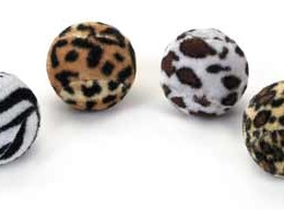 Safari Balls Cat Toy
