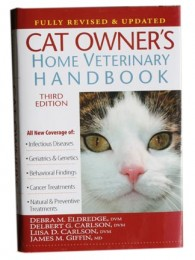 Howell Cat Owners Home Veterinary Handbook