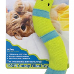Catnip Snake Cat Toy