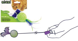 String Meowt – Cat Toy