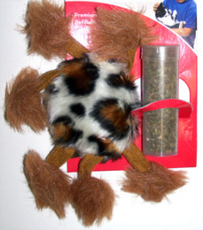 Leopard Spider – Cat Toy