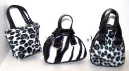 Leopard Print Mini Purse