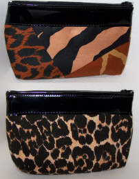 Animal Print Make-up Bag
