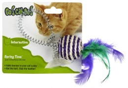 Spring Time Play n Swat Cat Toy