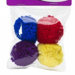 Wool Pom Pom – Cat Toy