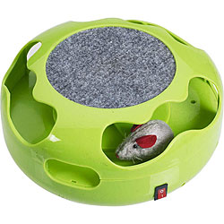 Motion Chaser Mouse Electronic – Cat Toy
