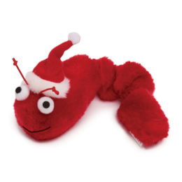 Wriggly Wiggler Holiday Cat Toy