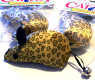 Leopard Print Mouse Cat Toy
