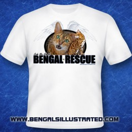 Bengal Rescue T-shirt