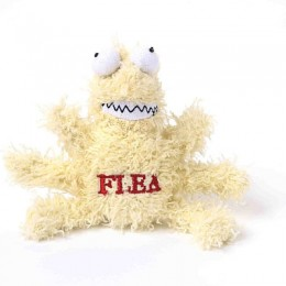 Flea Cat Toy