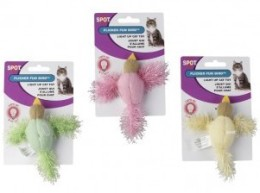 Light Up Bird Cat Toy