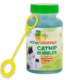 Catnip Bubbles 5 oz – Cat Toy