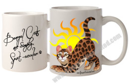 Bengal Cats Are Simply Spot-acular Mug