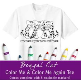 Color Me & Color Me Again Tee